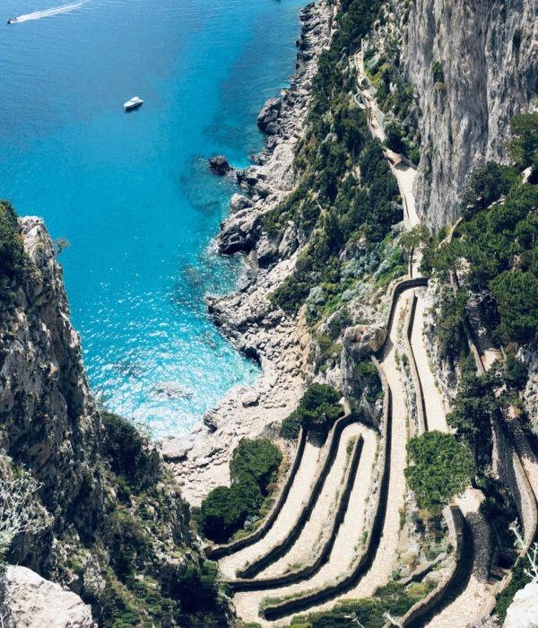 Capri voyage organisé