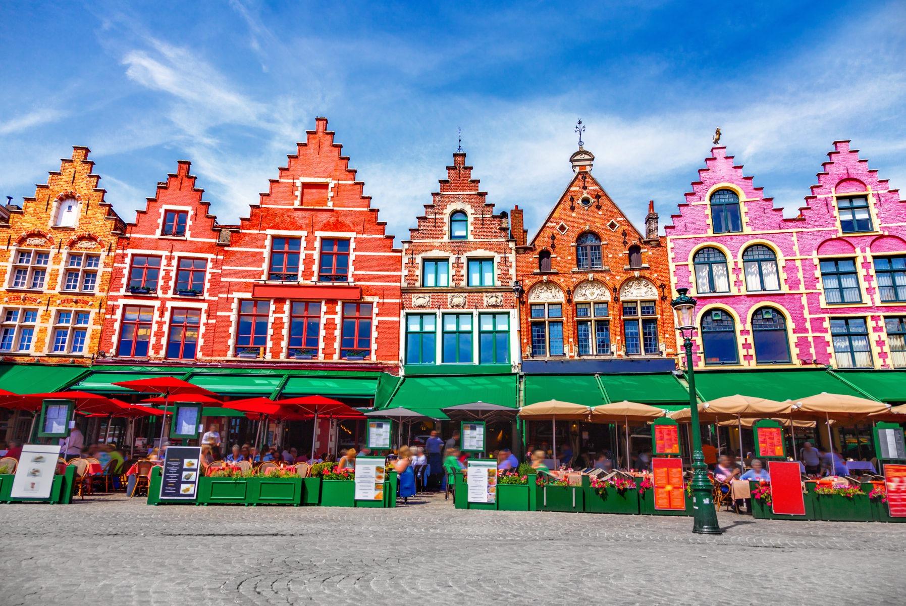 Voyages organisés Bruges