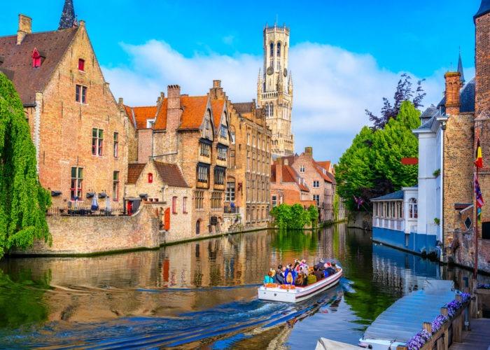 Voyage tout compris Bruges