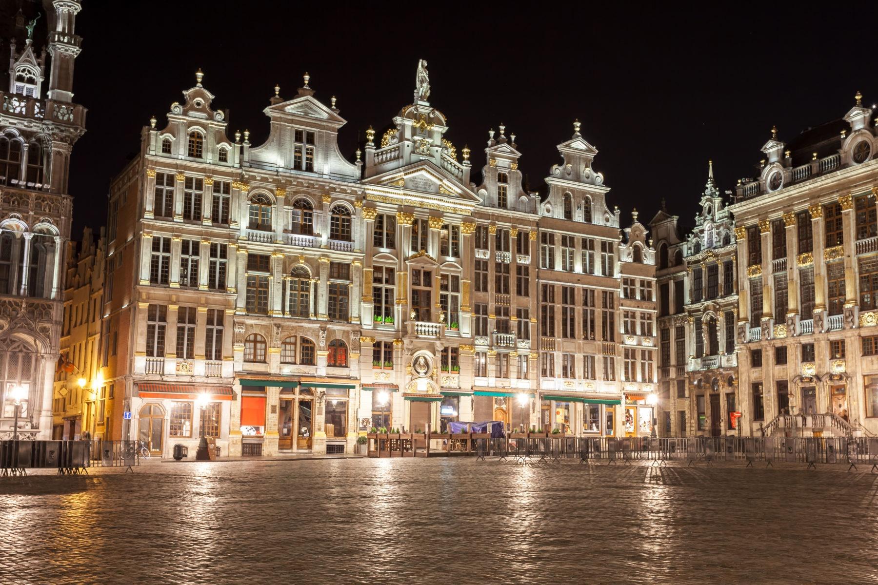 voyage organisé belgique