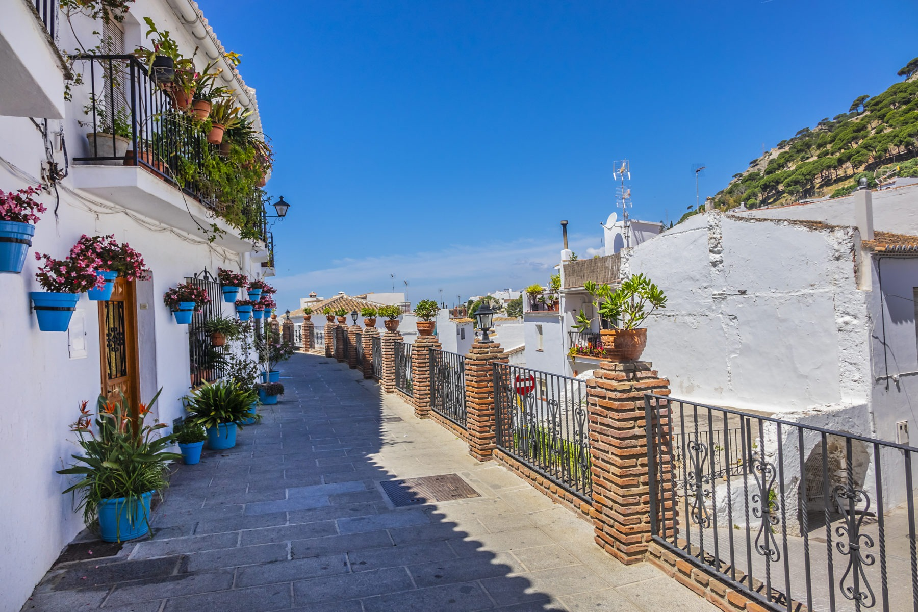Voyage tout compris Espagne Mijas