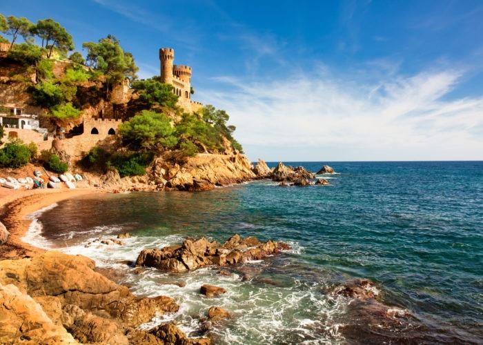 Voyage organisé Costa Brava