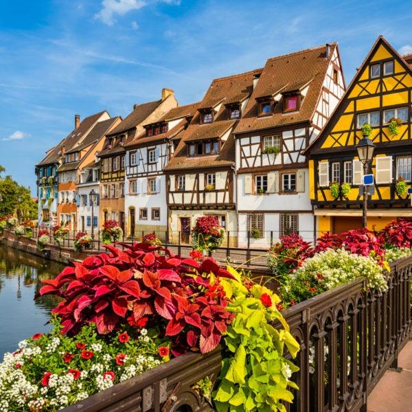 Voyages organisés Alsace