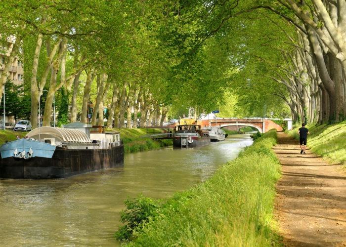 Voyages organisés canal du midi