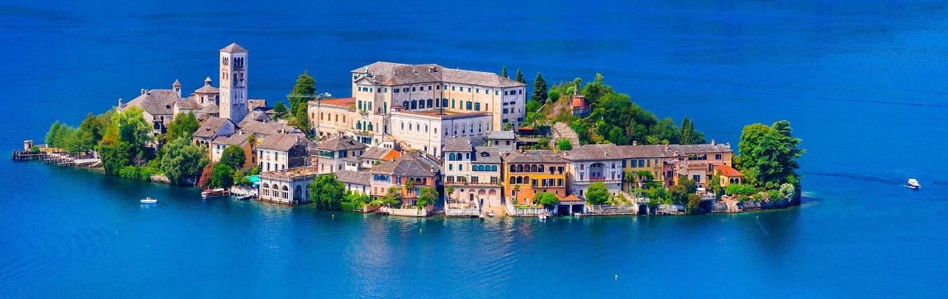 voyage organisé lacs italiens