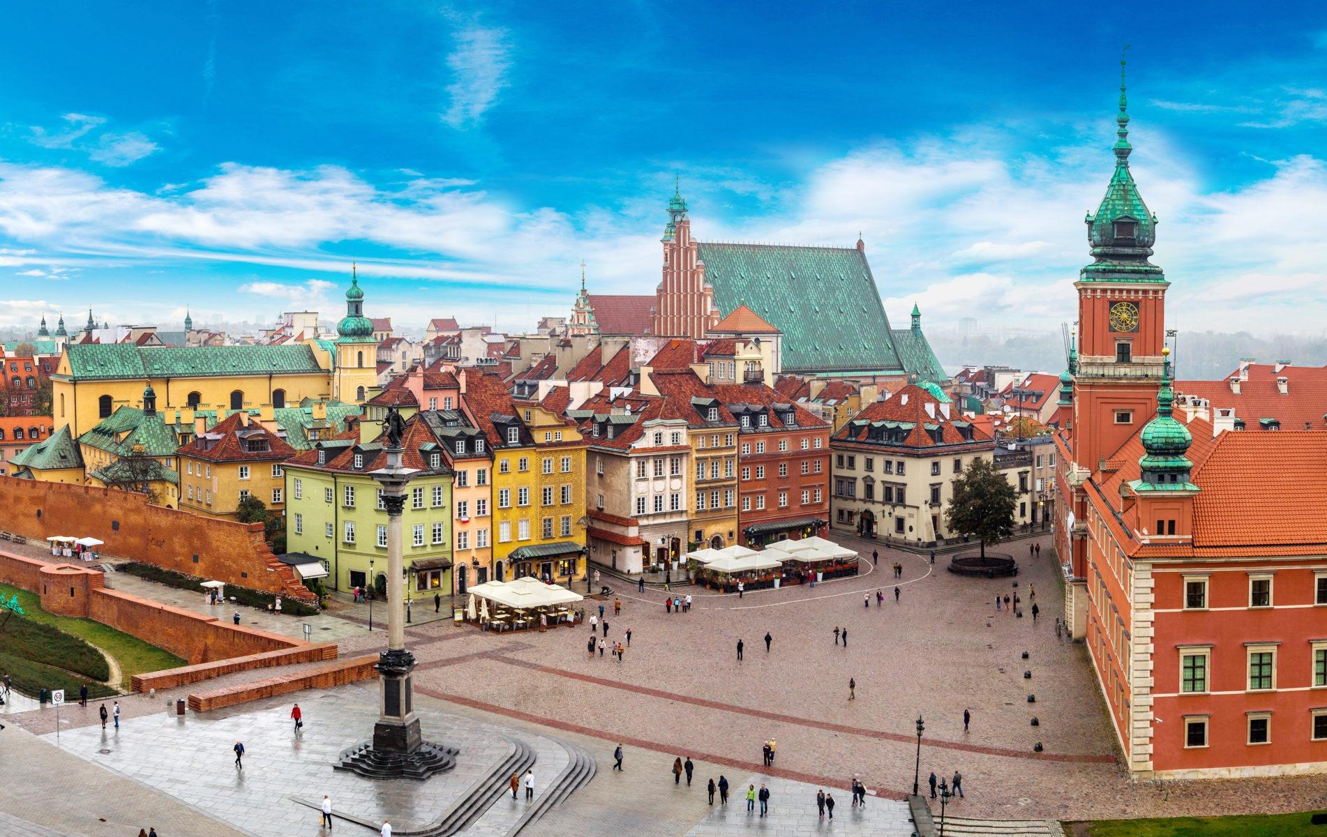 voyage organisé varsovie