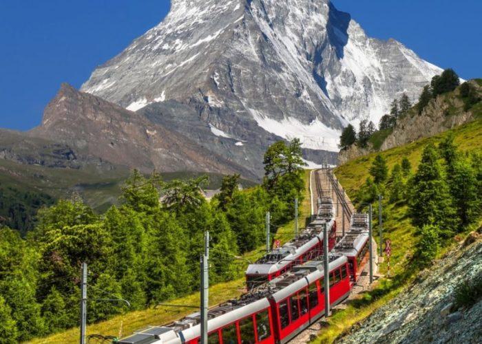 voyages organisés train suisse