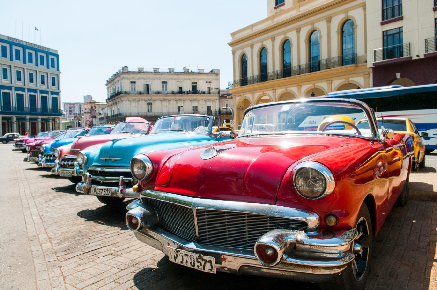 voyages organisés à Cuba