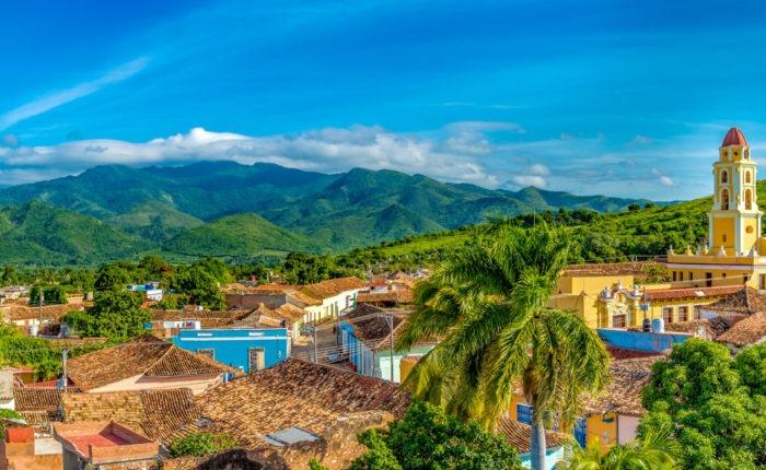 voyages tout compris à Cuba