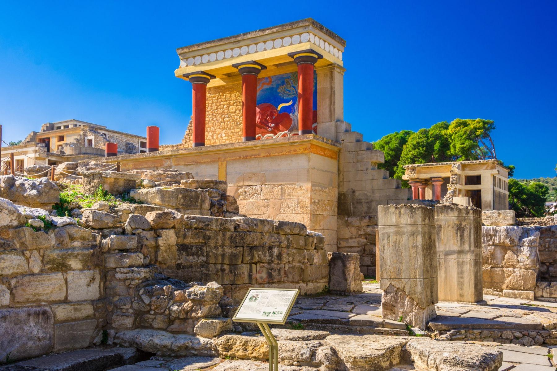 voyage tout compris Crete