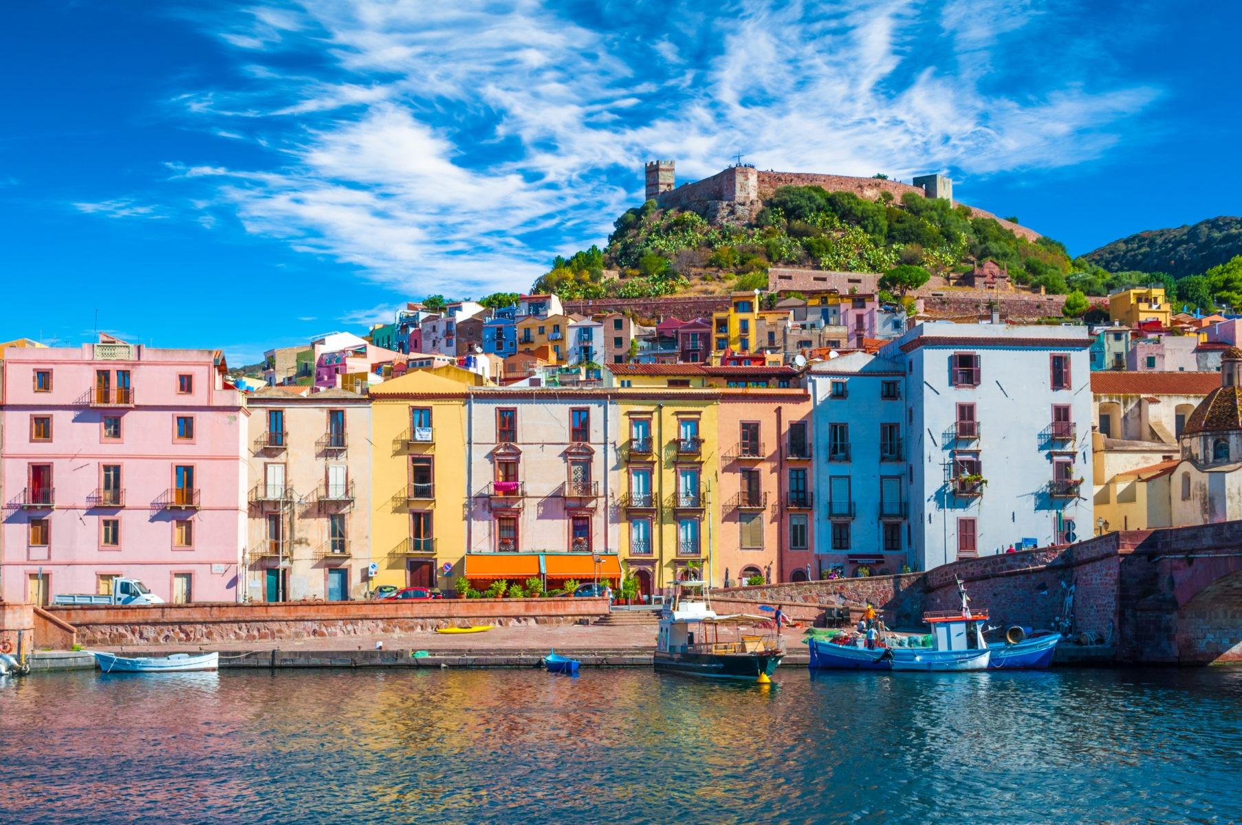 voyage organisé italie sardaigne