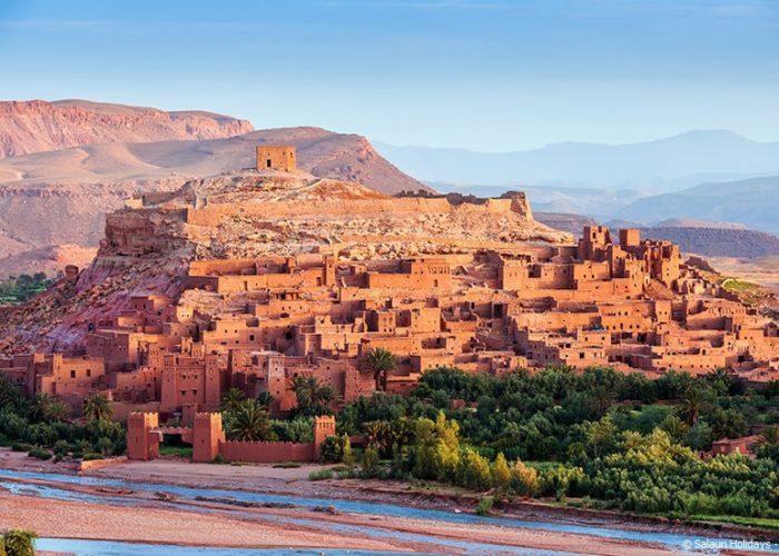 circuits organisés maroc