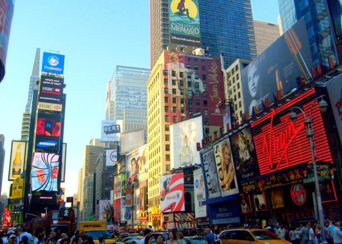 voyages organisés new york