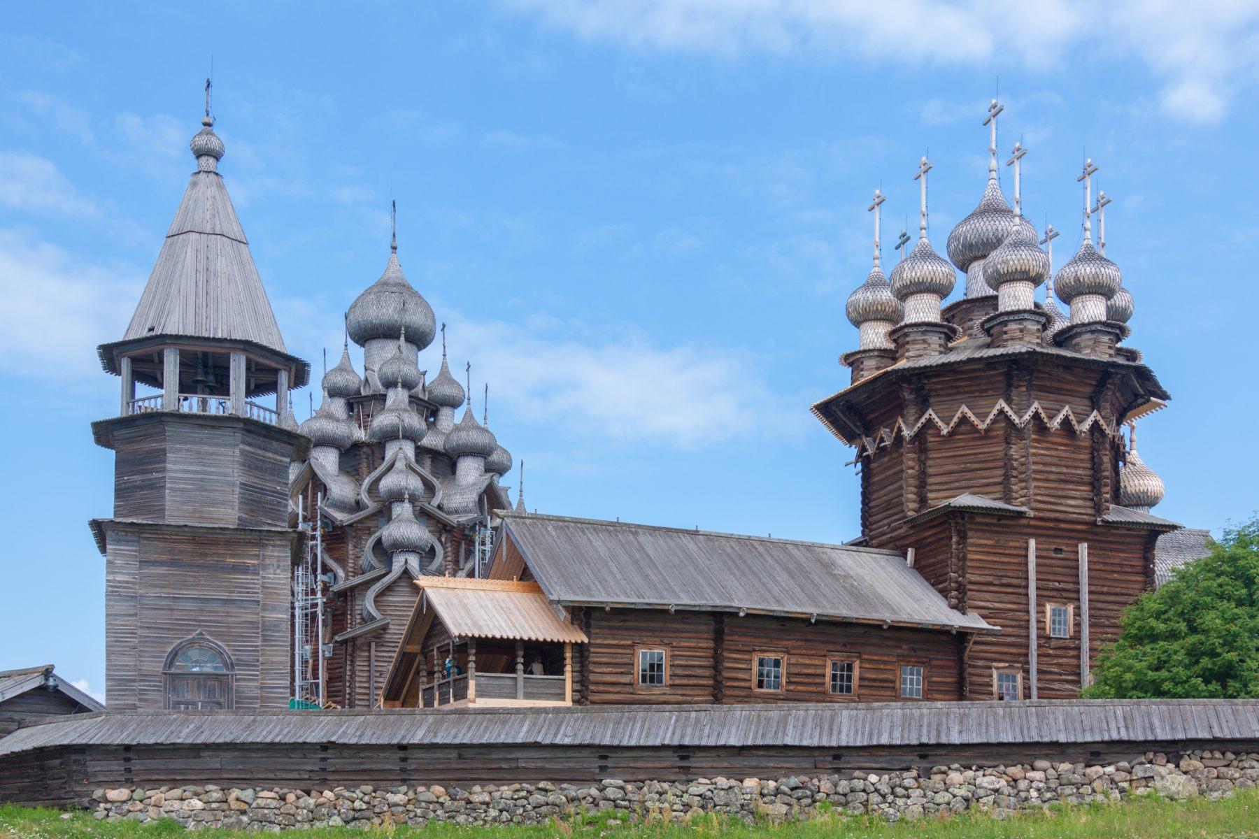 Circuits organisés russie