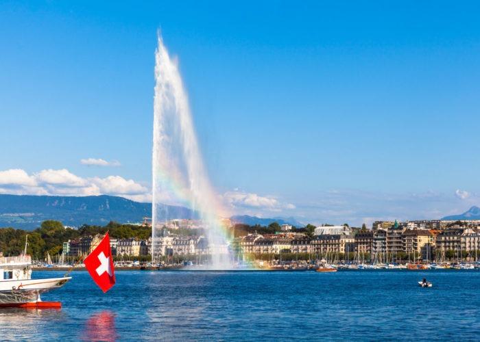 voyage organisé Genève