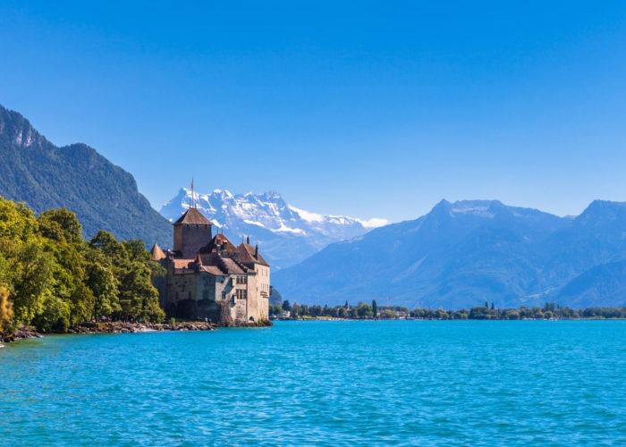 voyage organisé lac leman suisse