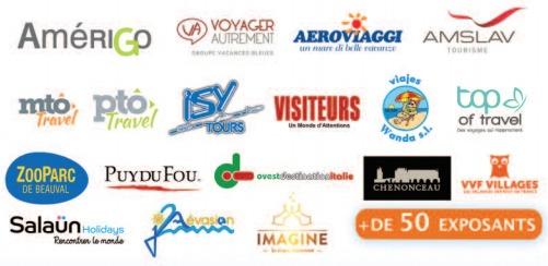 Logos exposants